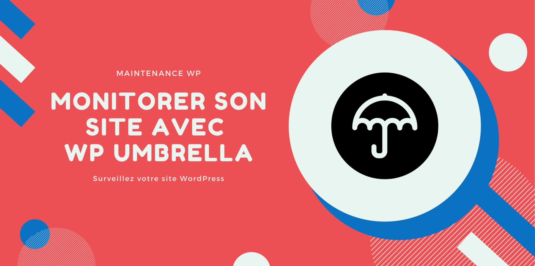WP Umbrella monitorage de sites WordPress
